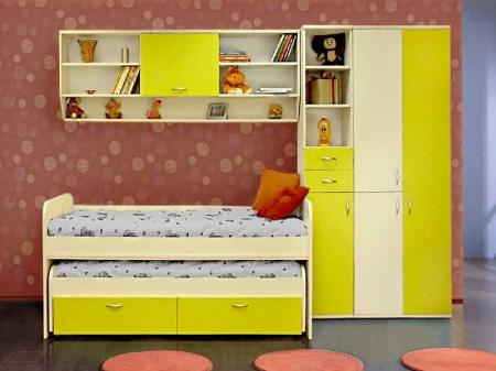 Кровать 2-х ярусная Антошка
