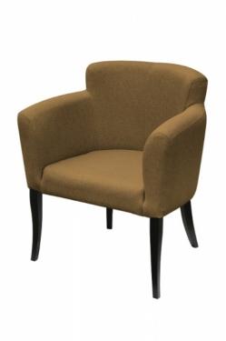 Кресло Неаполь охра