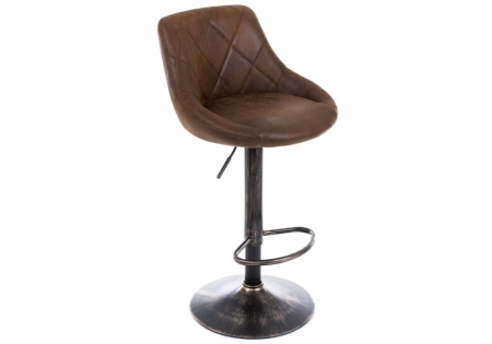 Барный стул Камнт коричневый