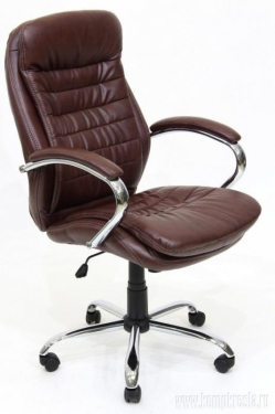 Кресло 0002 коричневый