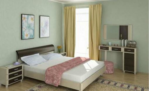 Спальня Камелия №1