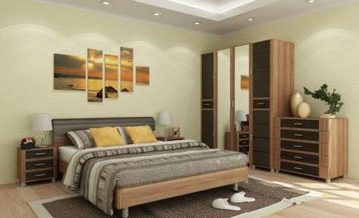 Спальня Камелия №4