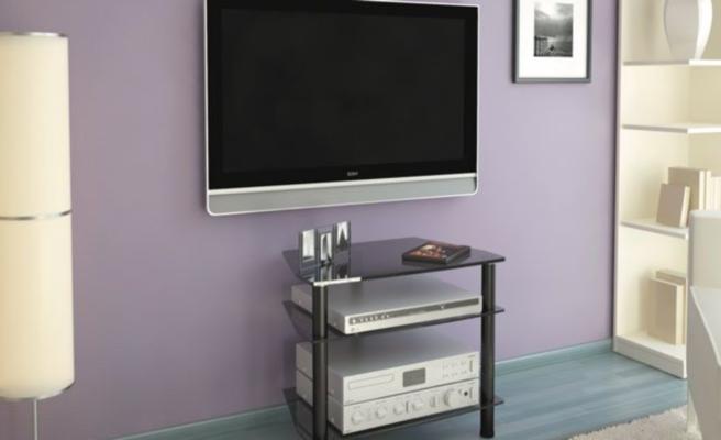 Тумба TV Laguna-3 black