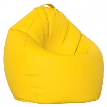 Большой кресло-мешок XL желтый