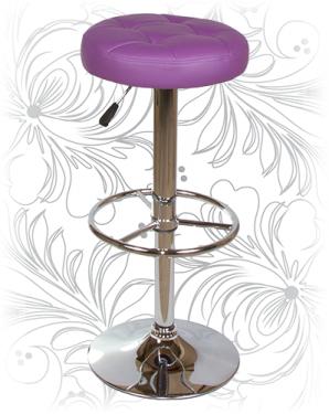 Барный стул 5008 Фиолетовый