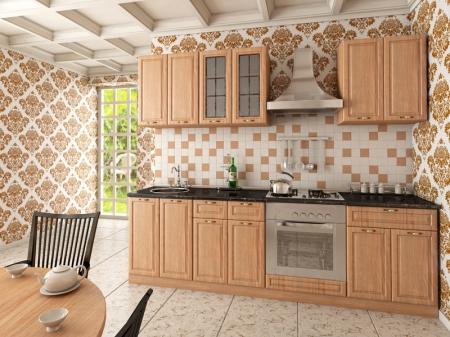 Кухня Кантри Липа
