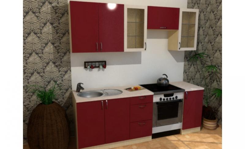 Кухонный гарнитур Бургундское вино