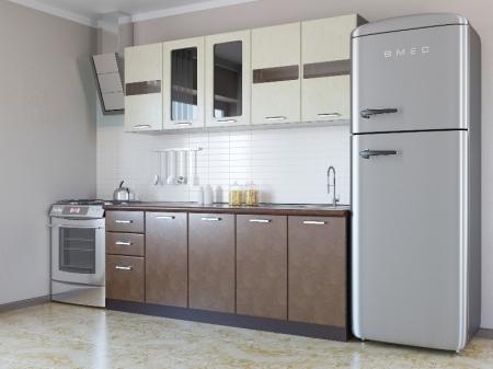 Кухонный гарнитур Гамма (глобусы)