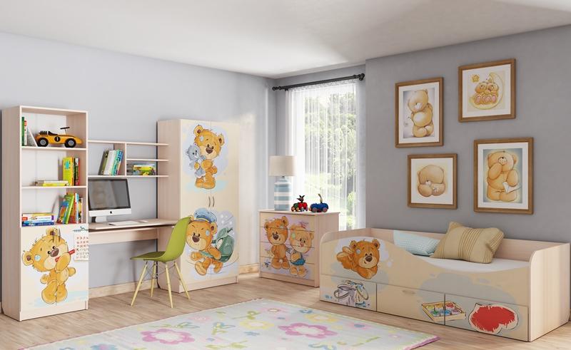 Детская Мишки комплектация 1
