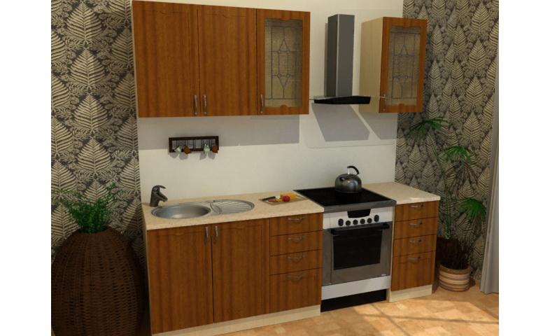 Кухня Мокко 1600
