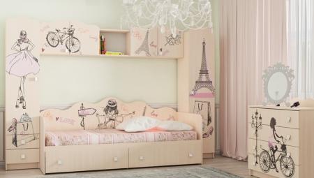 Детская Париж комплектация 1