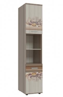 Манхэттен шкаф комбинированный