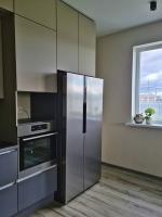 Кухонный гарнитур Силк Титан/Камелия
