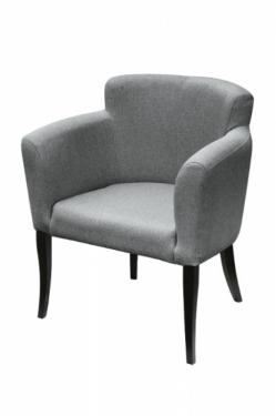 Кресло Неаполь серый